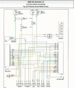 HELP!!! Need Wire Color Diagram for 2003 Sorento  Kia Forum