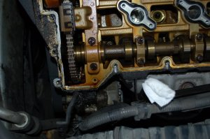 DIY: Replacing the front(left) valve cover gasket (part I)  Kia Forum