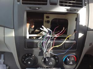 KIA Cerato 2005 radio wiring nightmare  Kia Forum