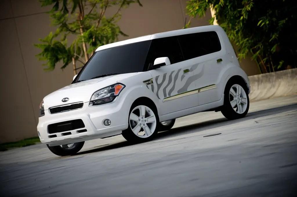 2011 Kia Soul White Tiger Special Edition Specs Tires