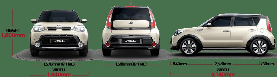 2014 Kia Soul Engine Size