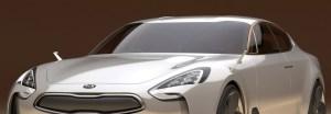 Kia GT coupe w 2016?