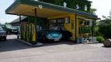 Petrol Station in Harlösa