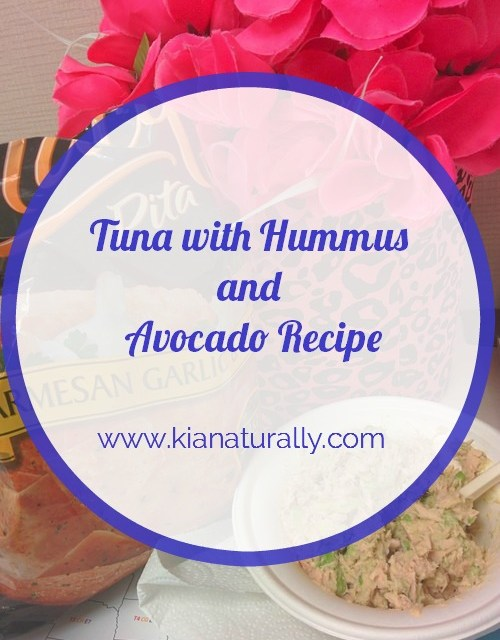 Tuna With Hummus & Avocado Recipe