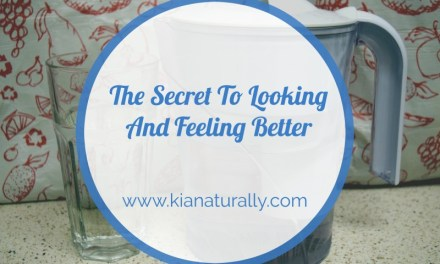 The Secret To Looking And Feeling Better? Drinking Water