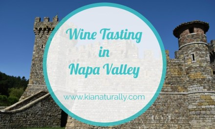 Wine Tasting in Napa Valley