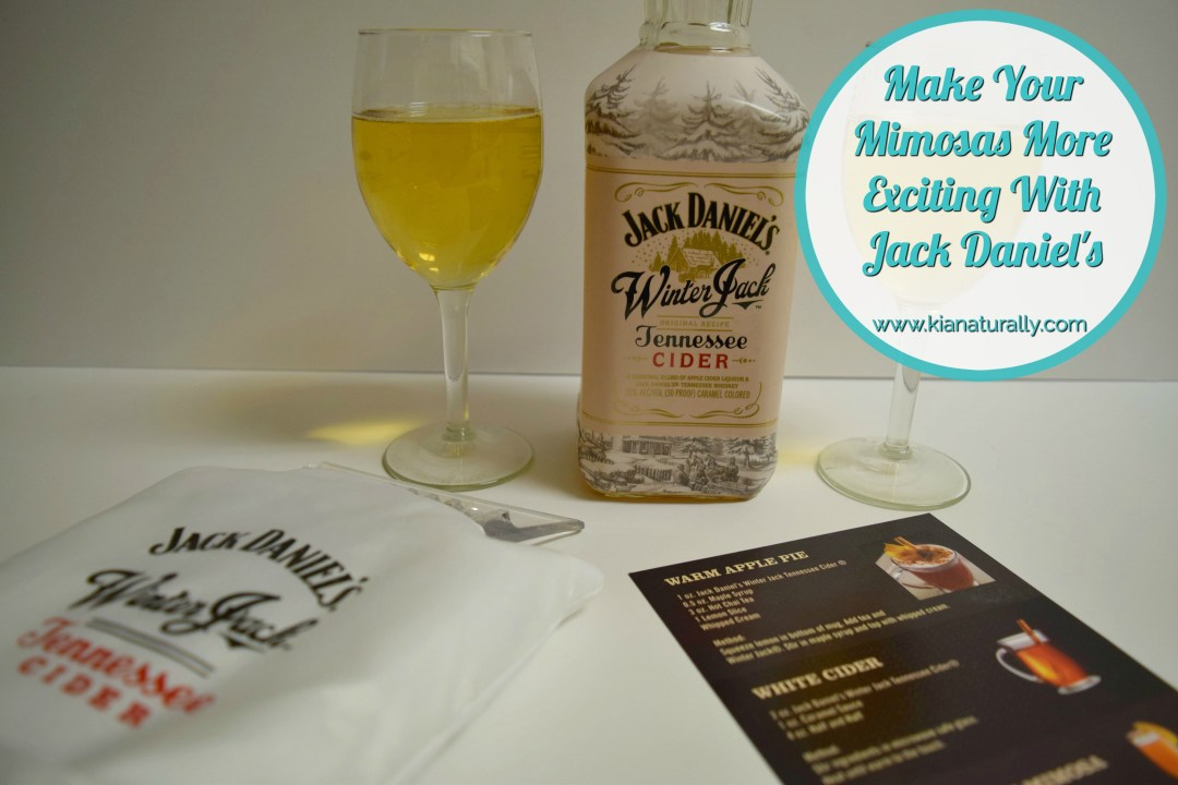 Make Your Mimosas More Exciting With Jack Daniel's - www.kianaturally.com