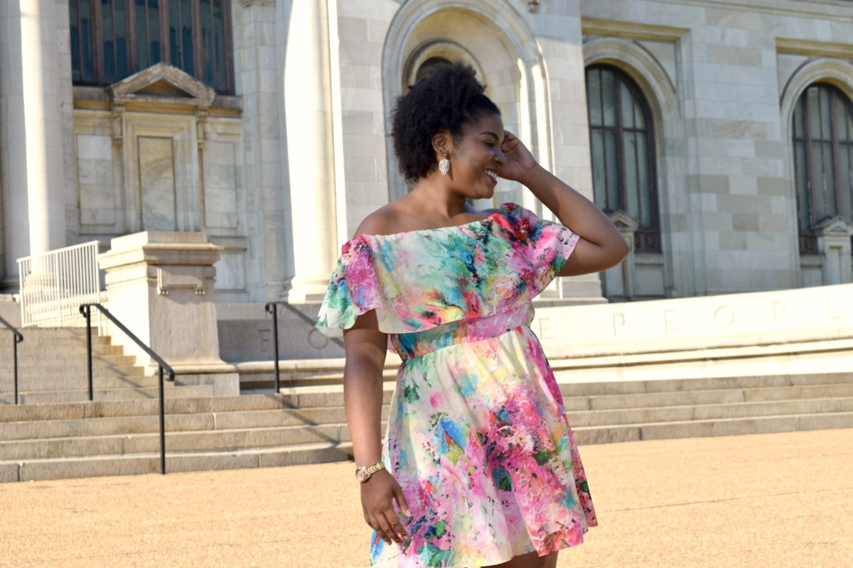 3 Reasons Off The Shoulder Dresses Are Best For Summer