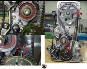 Crankshaft sensor position to TDC  Kia Owners Club Forums