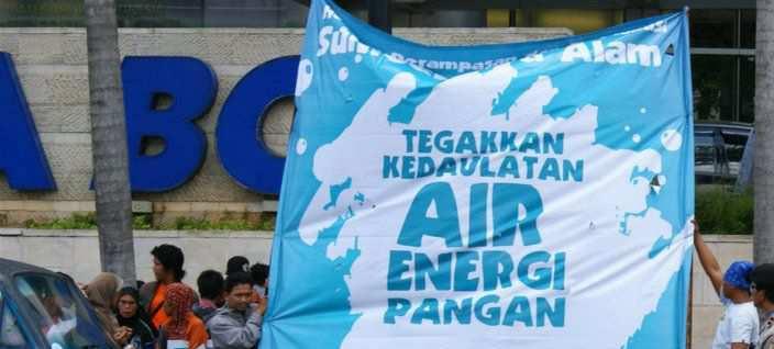 Majelis Hakim Tolak Eksepsi Para Tergugat: Sidang Gugatan Warga Negara (CLS ) Swastanisasi Air Masuk Pemeriksaan Pokok Perkara