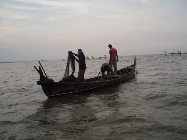10 Nelayan Langkat Dipenjara di Malaysia
