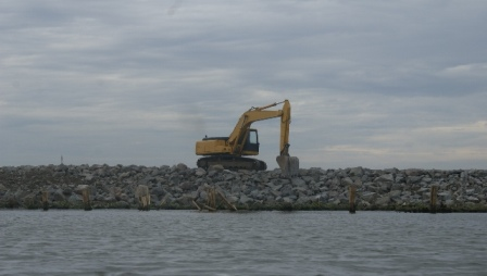 KIARA Protes Keras Reklamasi Pantai di Manado, Ribuan Nelayan Ditelantarkan
