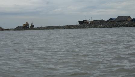 Tanggul Laut Raksasa Tak Bisa Selamatkan Jakarta