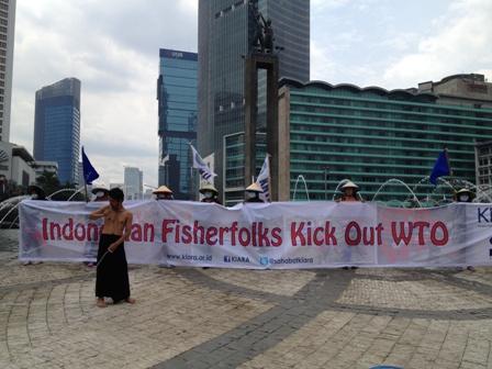 WTO Ancam Kedaulatan Pangan Indonesia