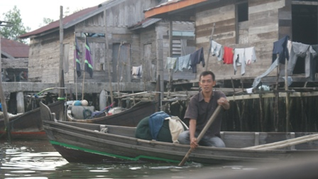 Nelayan Miskin Masih Tersebar Di Pesisir