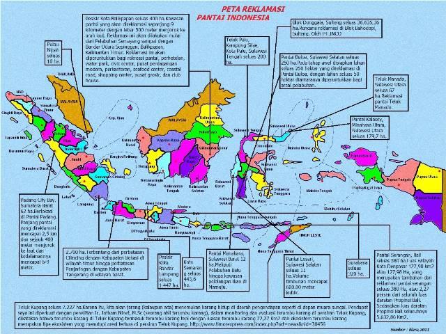 LSM: Reklamasi Pantai Talise Tidak Layak Lingkungan dan Rugikan Nelayan Teluk Palu