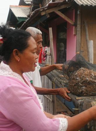 Habibah: Inspiring fisherwoman  from Marunda