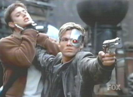 Greg as Zack on Dark Angel