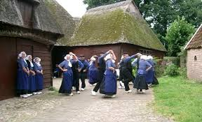 Bezoek het historische museum dorp Orvelte