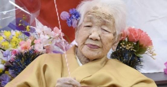Το ηλικιωμένο άτομο στον κόσμο γίνεται 118 ετών