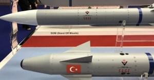 Οι εσωτερικοί πύραυλοι της Τουρκίας στον αέρα με την πρώτη ματιά, ο Valens 2022 αναμένεται να εισέλθει στις τουρκικές ένοπλες δυνάμεις
