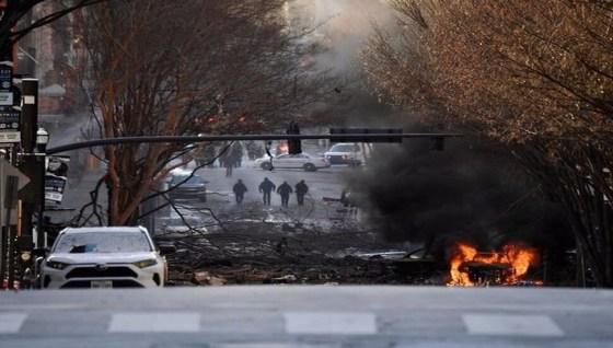 Ο ισχυρισμός ότι ο αμερικανός βομβιστής αυτοκτονίας «έκανε εκρηκτικά πριν από ένα χρόνο»