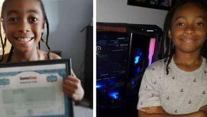 Ο 10χρονος κερδίζει 5000 τοις εκατό κέρδος από τις μετοχές του GameStop