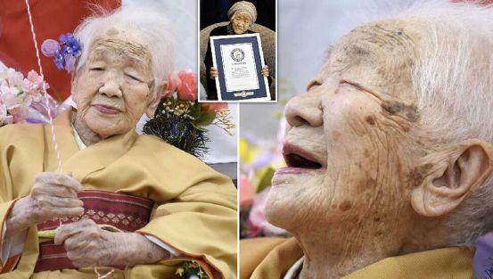 Το ηλικιωμένο άτομο στον κόσμο είναι 118 ετών