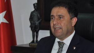 """Ο Ersan Saner """"των δήμων στην Τουρκία στο Varosha διαμορφώθηκε"""