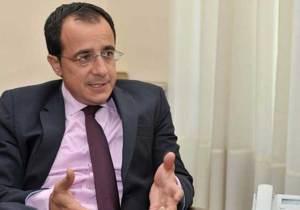 Ο Νίκος Χριστοδουλίδης στους Υπουργούς Εξωτερικών της ΕΕ για το Κυπριακό