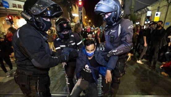 3 άτομα συνελήφθησαν σε διαδήλωση κατά του Νετανιάχου στο Ισραήλ