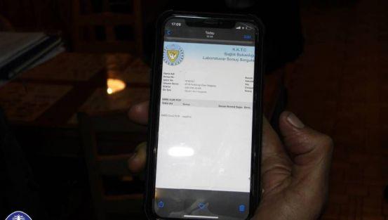 Η αστυνομική μονάδα του δήμου Iskele συνεχίζει το έργο «coronavirus»