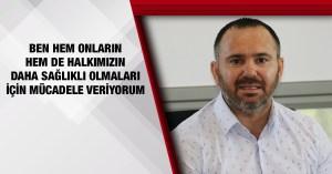 Ο Öztür, ο οποίος είπε «το θέλημα του Θεού», από τον Bengihan, του οποίου το αποτέλεσμα της δοκιμής ήταν θετικό
