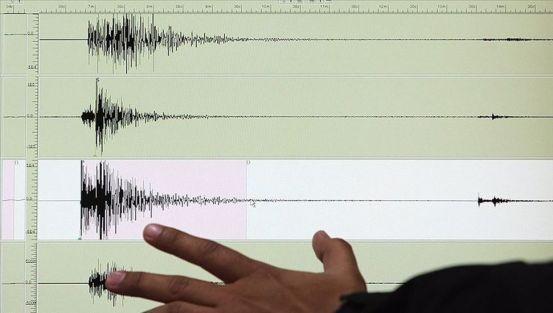 Σεισμός 4,4 μεγέθους στο Αιγαίο Πέλαγος