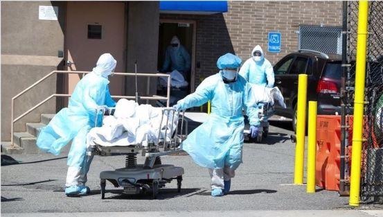Ο αριθμός των θανάτων από κοροϊό στις ΗΠΑ ξεπέρασε τις 338 χιλιάδες