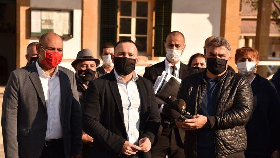 Η Syndical Platform υπέβαλε αγωγή εναντίον του Έρσιν Τατάρ στο Ανώτατο Δικαστήριο: «Μια παράνομη πρακτική