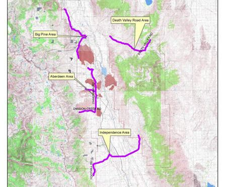 Inyo Supervisors Approve 7 AT routes