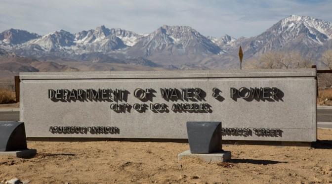 LADWP Water Update
