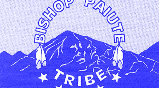 Bishop Tribe Defends Officer
