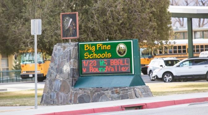 Big Pine Grad Honored