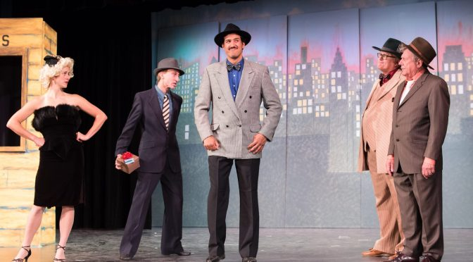 """""""Guys and Dolls"""" Opening Friday"""