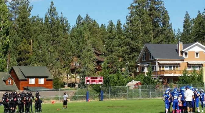 Youth Football Bags Big Bear