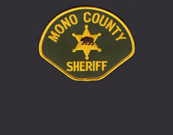Suspicious Person in Crowley Lake Area-Mono County Sheriff's Department