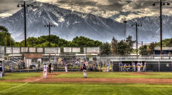 Bishop Varsity Baseball VS Frazier Mountain