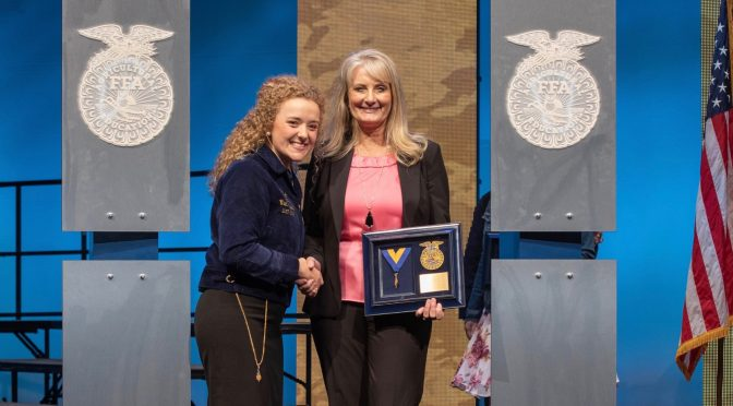 Multiple Lone Pine Residents Win National FFA Awards
