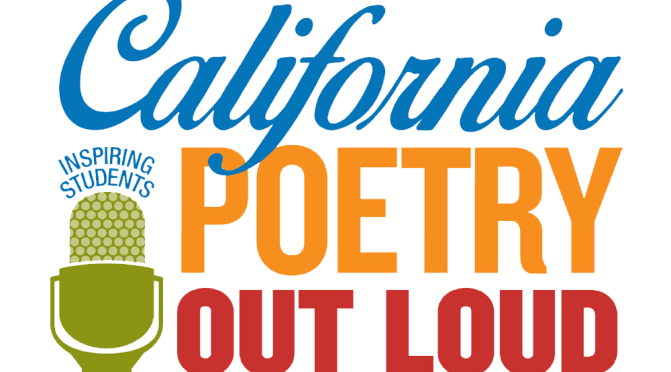 Samantha Burns Places as a Finalist at State Poetry Out Loud Competition