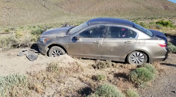 Woman Arrested in Poverty Hills Area After Crashing