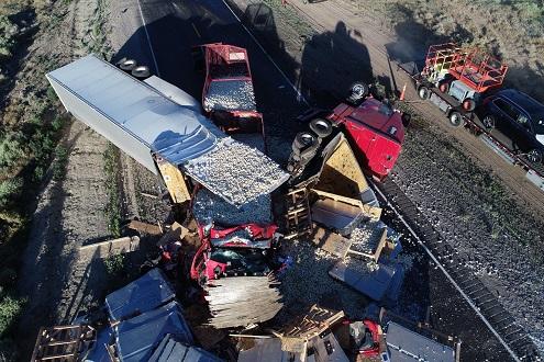Fatal Crash on Highway-6