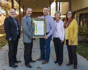 State Representatives Recognize NIHD's District of Year Designation