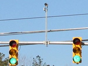 Caltrans Replacing Signal Detection Cameras in Bishop